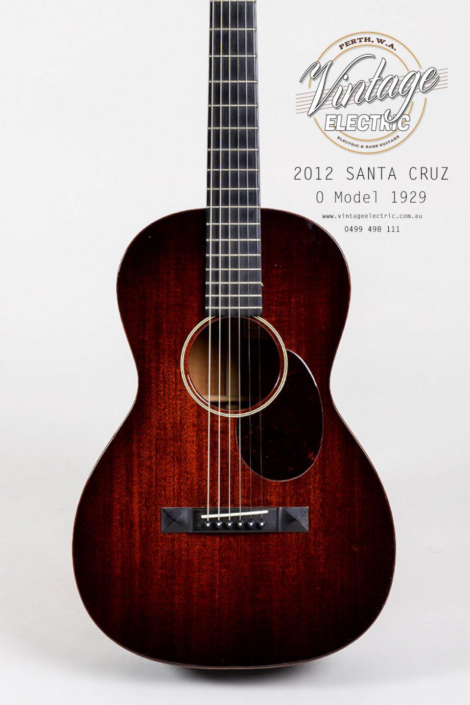 2012 Santa Cruz O1929 Body