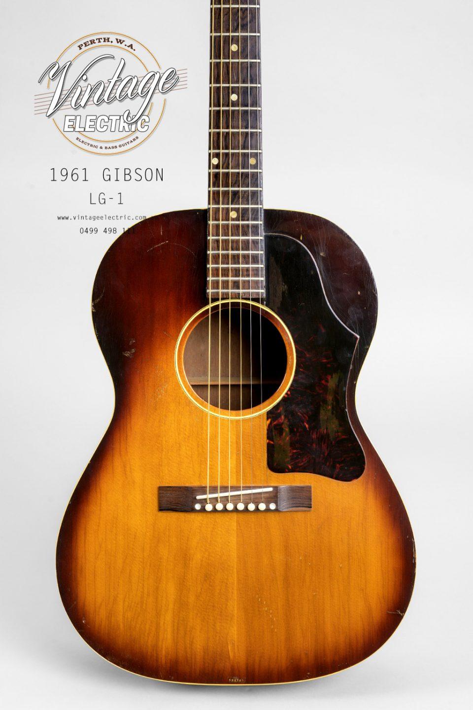 1961 Gibson LG1 Body