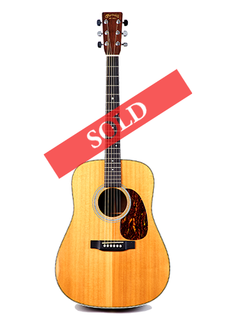 2002 Martin HD28 Sold