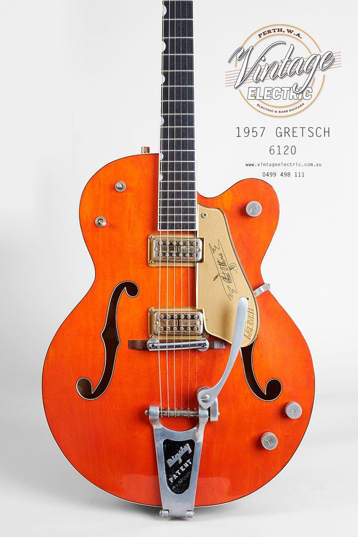 1957 Gretsch 6120 Chet Atkins Body