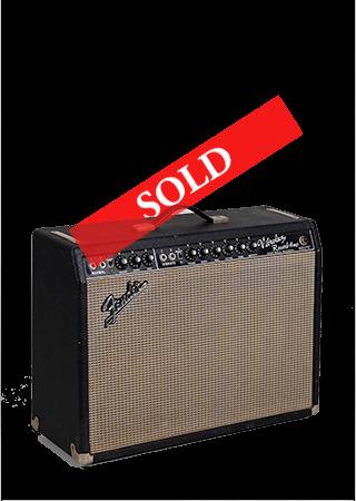 1967 Fender Vibrolux Reverb Sold