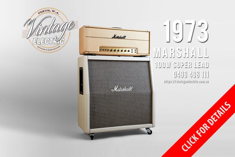 1973 Marshall 100W