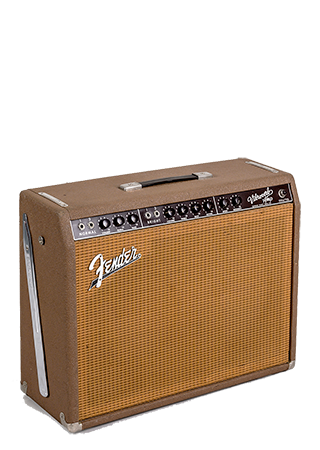 1963 Fender Vibroverb Brownface