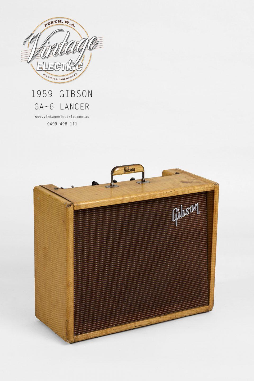 1959 Gibson GA-6 Lancer