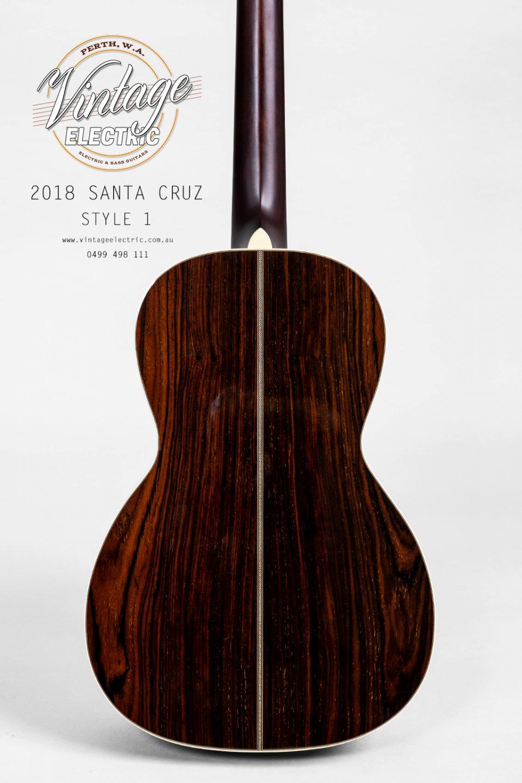 2018 Santa Cruz Style 1 Back of Body