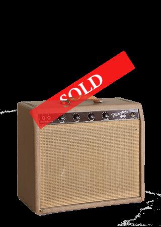 1963 Fender Princeton Sold