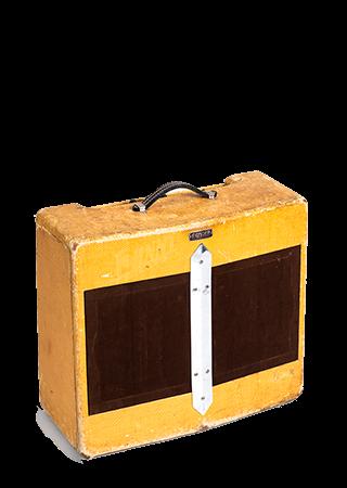 1952 Fender Super V-Front