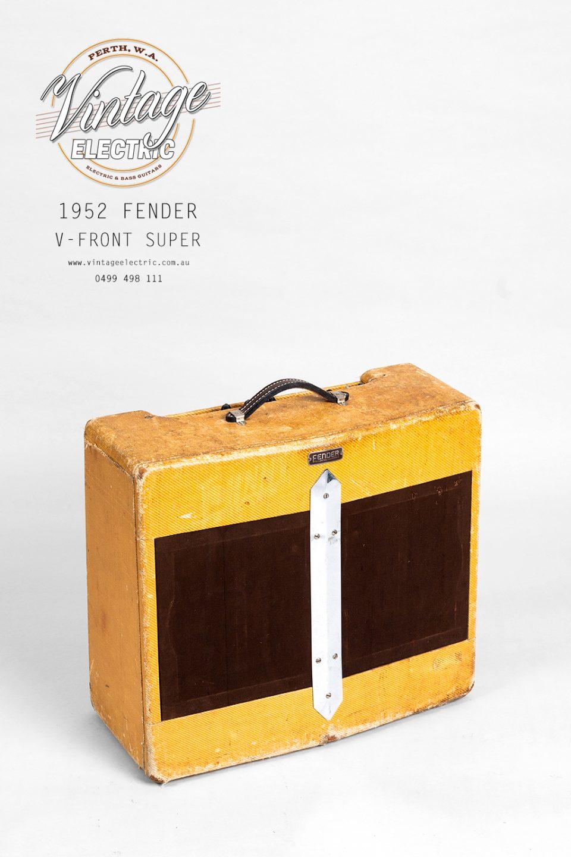 1952 Fender Super