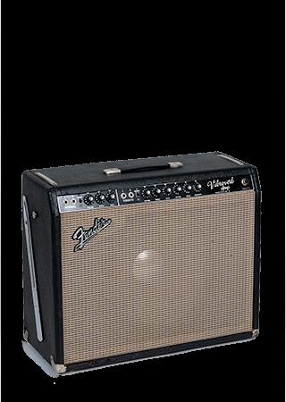 1964 Fender Vibroverb Blackface Amp