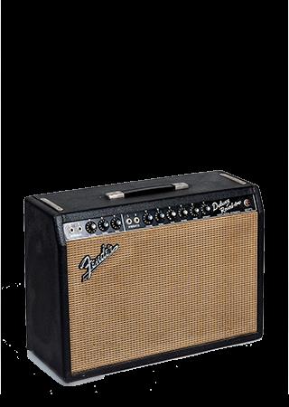 1965 Fender Deluxe Reverb Blackface