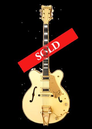 1980 Gretsch White Falcon Sold