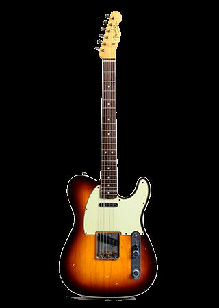 2012 Fender Telecaster Custom Shop