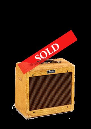 1963 Fender Champ 5F1 Sold