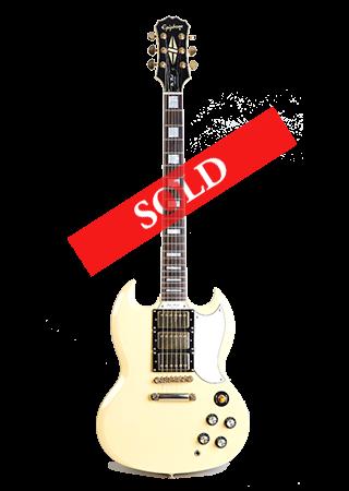 2010 Epiphone Les Paul Custom Small Sold