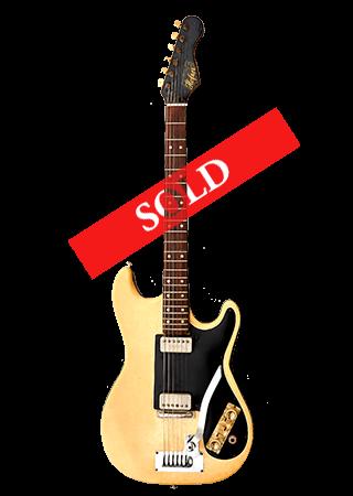 1962 Hofner 172 Sold