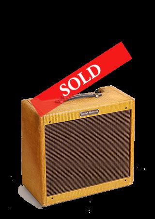 1962 Fender Harvard 6G10 Sold